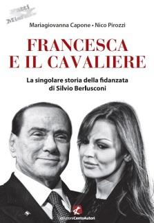 """La copertina del libro """"Francesca e il cavaliere"""""""