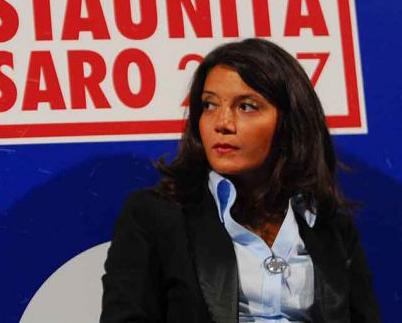 La giornalista Tania Passa