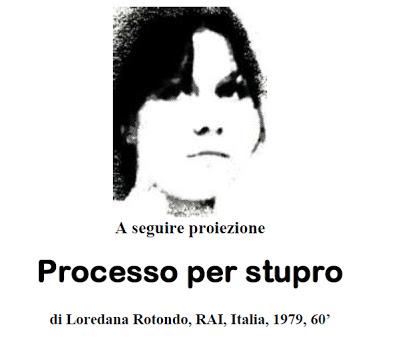 Processo per stupro