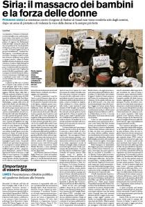 siria donne e bambini