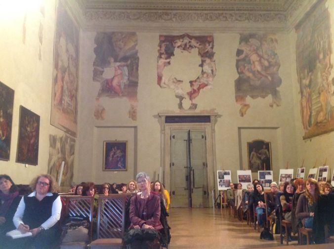 """Incontro """"Le parole della violenza"""" al comune di Bologna tra centri antiviolenza e media"""