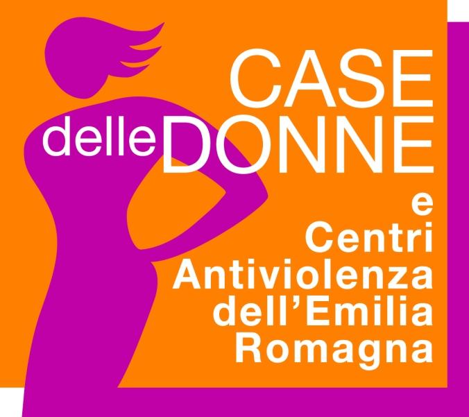 Logo del Coordinamento regionale centri antiviolenza dell'Emilia Romagna