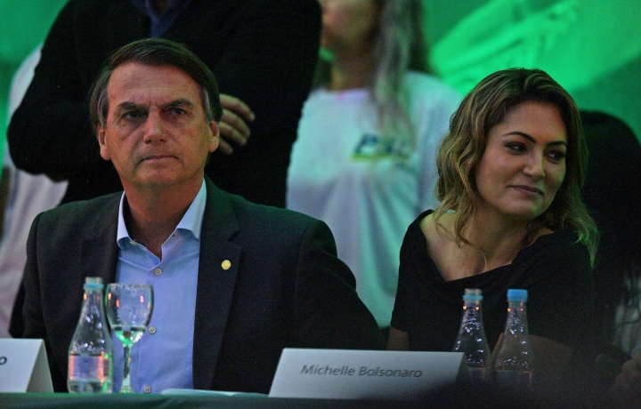BRAZIL-ELECTION-CANDIDATE-BOLSONARO